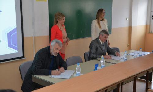 Потписивање уговора о дуалном образовању 08.04.2021.